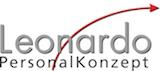 leonardo personal Logo