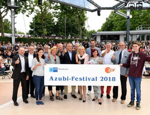 Leonardo als Sponsor des Azubi-Festivals 2018 der IHK Rheinhessen