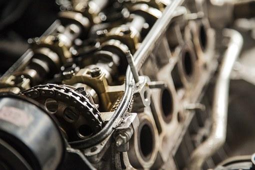 Motor, Maschine, Mechanische