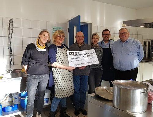 Unterstützung der Pfarrer-Landvogt-Stiftung